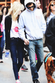 "Emma Stone & Andrew Garfield at the ""Revlon Run Walk for Woman"" - emma-stone photo"