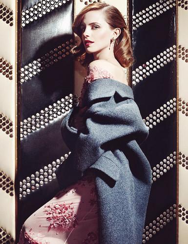 Emma Watson | W Magazine (June, 2013)