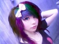 Emo Scene Kid - Anny Kyller - emo-girls photo