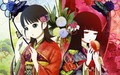 Ai and Yuzuki - jigoku-shoujo-girl-from-hell wallpaper