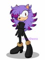 Esther The Hedgehog+Gift - sonic-fan-characters photo
