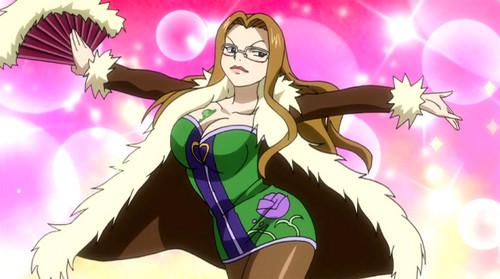 Evergreen(Fairy Tail)