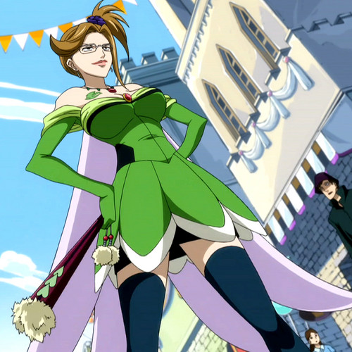 Evergreen(Fairy Tail)