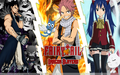 Fairy Tail-Dragon Slayers - fairy-tail wallpaper