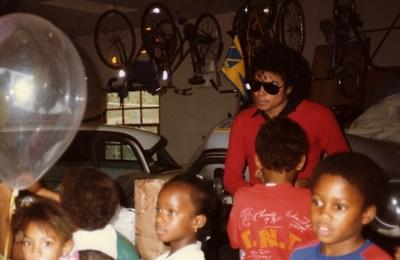 Family Day At Hayvnhurst Back In 1986