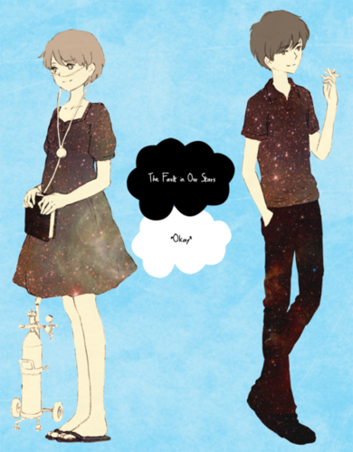 Fault In Our Stars ファン Art