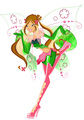 Flora majestic - the-winx-club photo