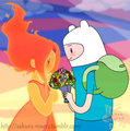 Flowers - adventure-time-with-finn-and-jake fan art