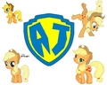 For Applejackrocks - my-little-pony-friendship-is-magic photo