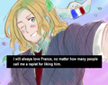 France Confession - hetalia fan art