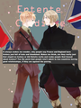 France & England Confession - hetalia fan art