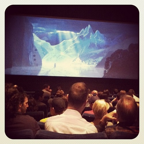 La Reine des Neiges Story Screening