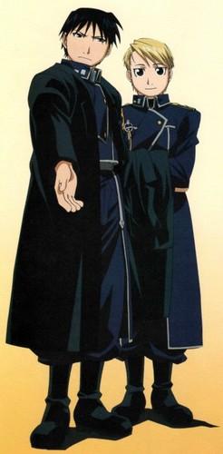 Fullmetal Achemist
