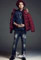 G-DRAGON for 1st Look (2011)