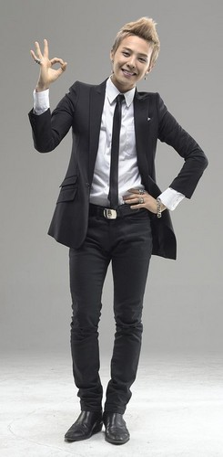 G-DRAGON for Gmarket (11.04.05)
