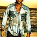 G'night from me #keithharkin #ontour #onlyliveonce #canada #wet #denim - keith-harkin photo