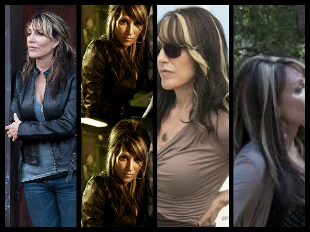 Gemma Teller Morrow Images S Hair Colors Hd Wallpaper And Background Photos