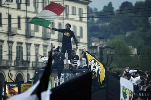 Gianluigi Buffon Campioni d'italia 2013