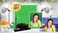 Green Screen Kits - photography photo