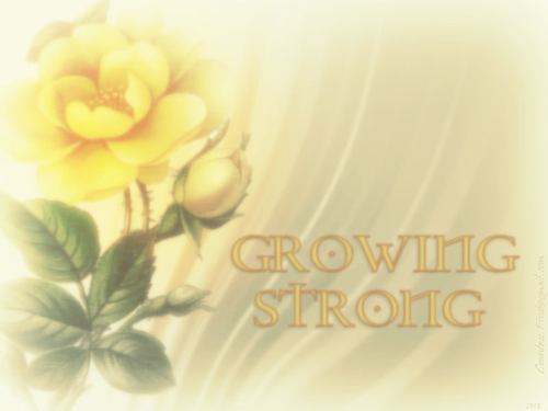 Growing Strong (1)