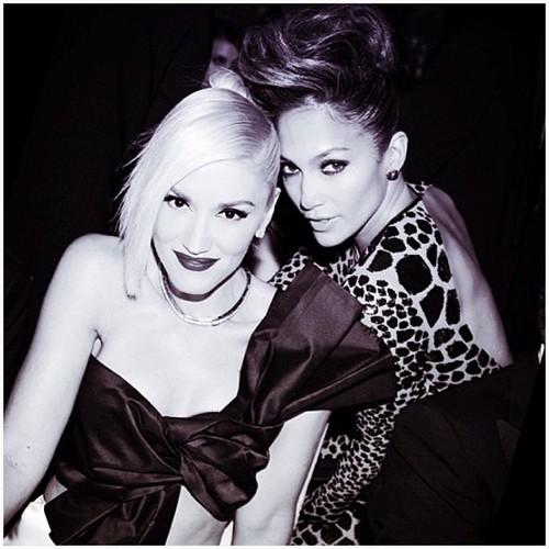 Gwen Stefani & JLo