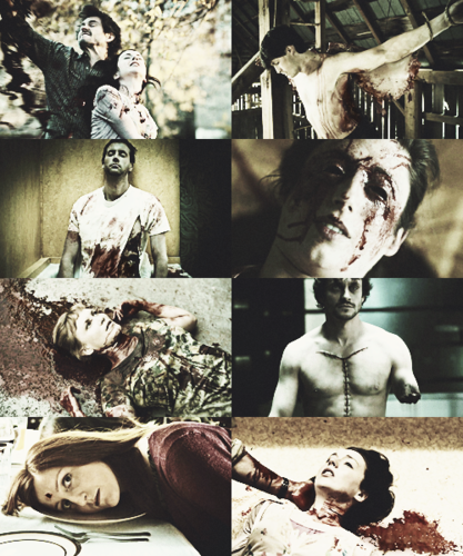 Hannibal | Bruised & Battered