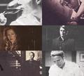Hannibal Lecter & Bedelia Du Maurier