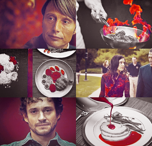 Hannibal + Red