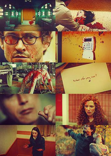 Hannibal + blood