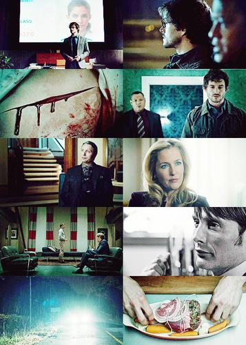Hannibal —> sorbet