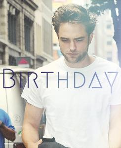 Happy 27th Birthday Rob!