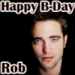 Happy B-Day Rob avatars - robert-pattinson-and-kristen-stewart icon