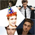 Happy Birthday Robert mashups - robert-pattinson-and-kristen-stewart fan art