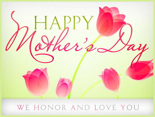 Happy Mother's دن