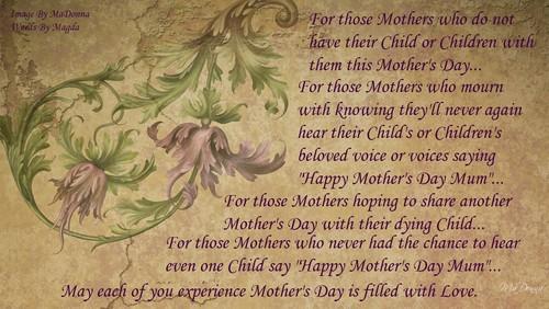 Happy Mother's araw