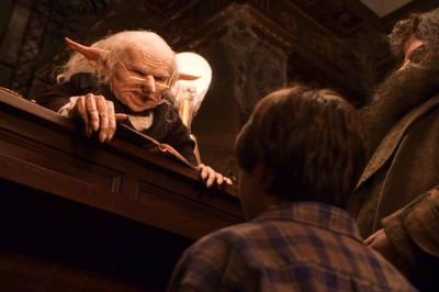 Harry's 1st Visit to Gringotts Wizarding Bank