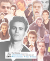 He's a real class act - paul-wesley photo
