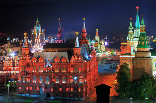 Heart of Moscow