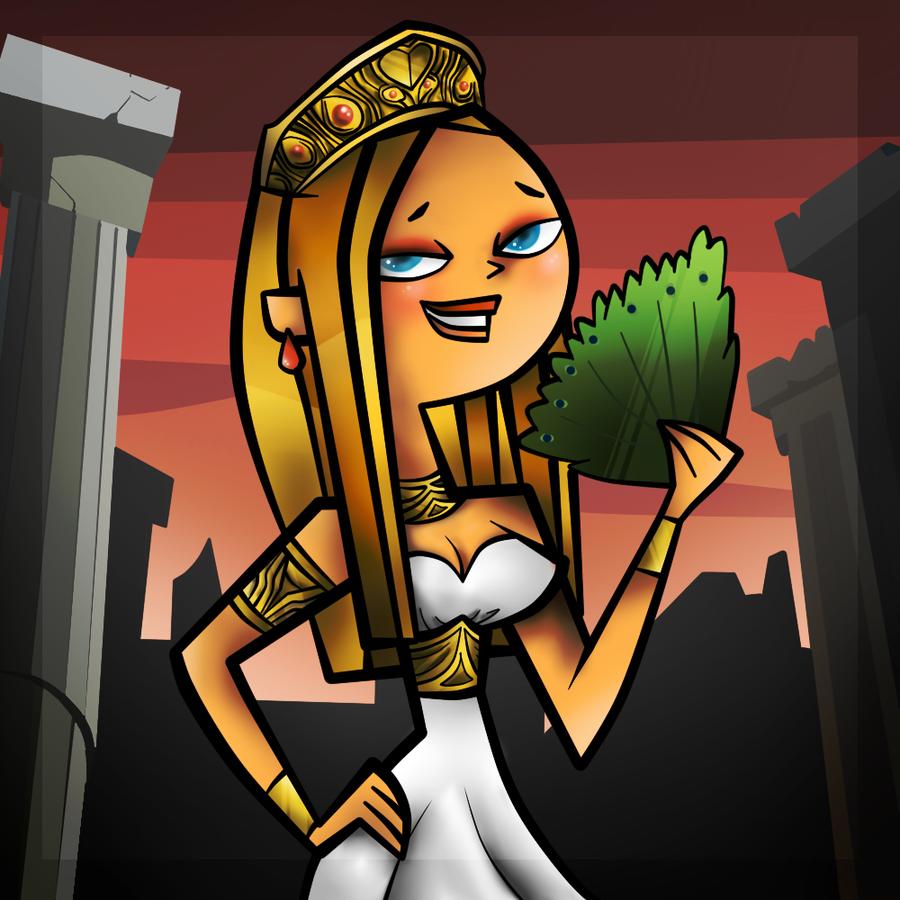 Hera Goddess Of Marriage Total Drama Girls Fan Art