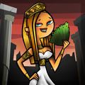 Hera- Goddess of marriage - total-drama-island fan art