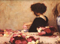 Herbert James Draper - Pot Pourri, 1897 - fine-art photo