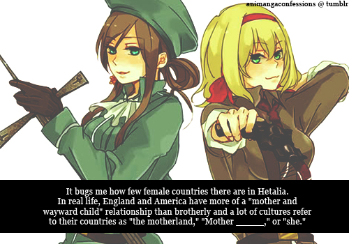Hetalia Axis Powers - Incapacitalia Confession