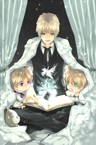 Хеталия Families