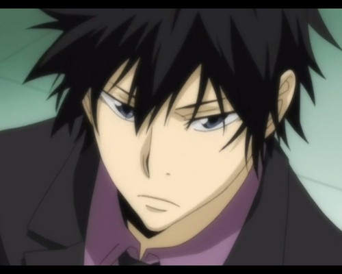 Hibari Kyoya wallpaper possibly with anime titled Hibari Kyoya ❤❤