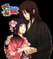 Hinata and Neji Hyuuga
