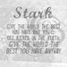 House Stark - a-song-of-ice-and-fire icon