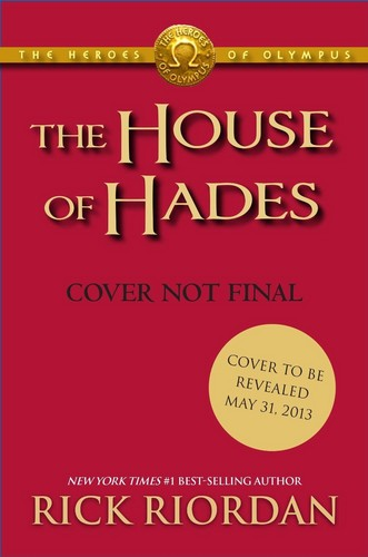 House of Hades Cover...so far.