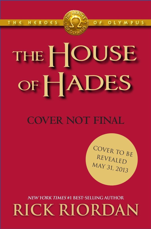 House of Hades Cover...so far.
