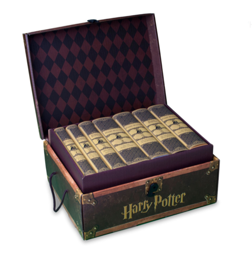 House-themed sets of Harry Potter over on Gilt.com