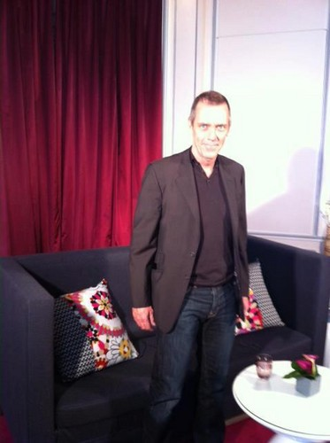 Hugh Laurie - CD'aujourd'hui 06.05.2013 - France2